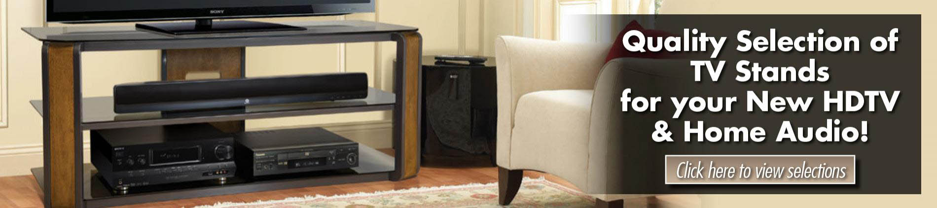 Quality TV Stands