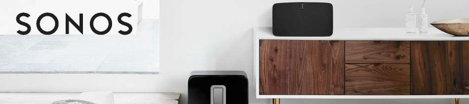 SONOS local product experts for wireless audio solutions