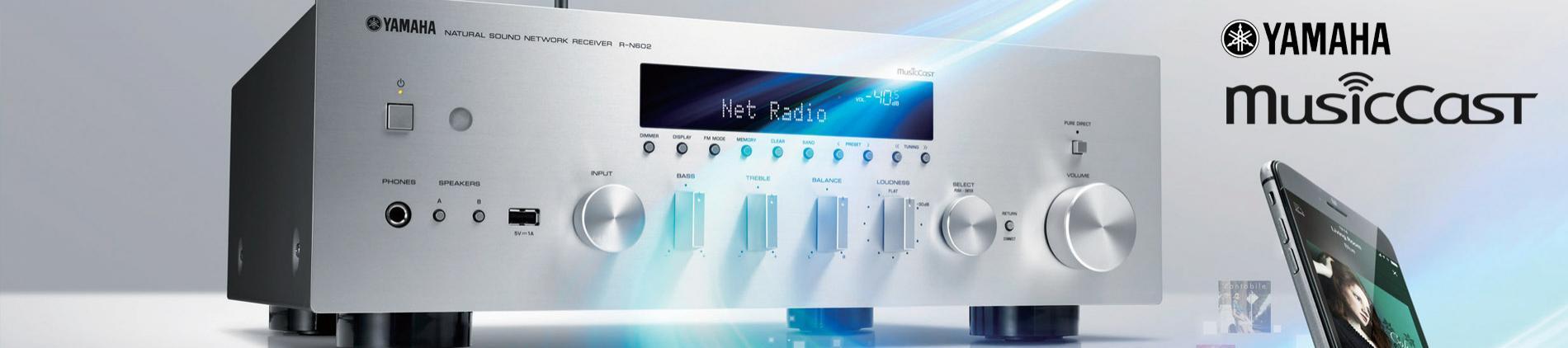 Yamaha.musiccast,music,streaming
