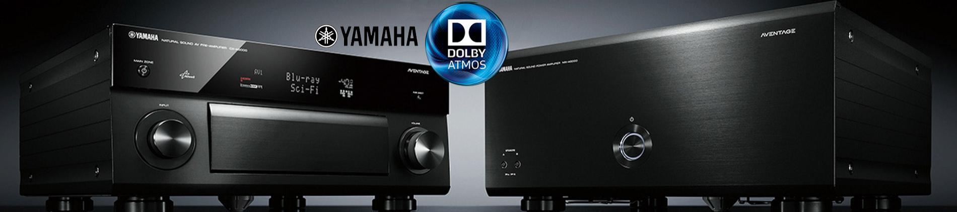 Yamaha Dolby Atmos