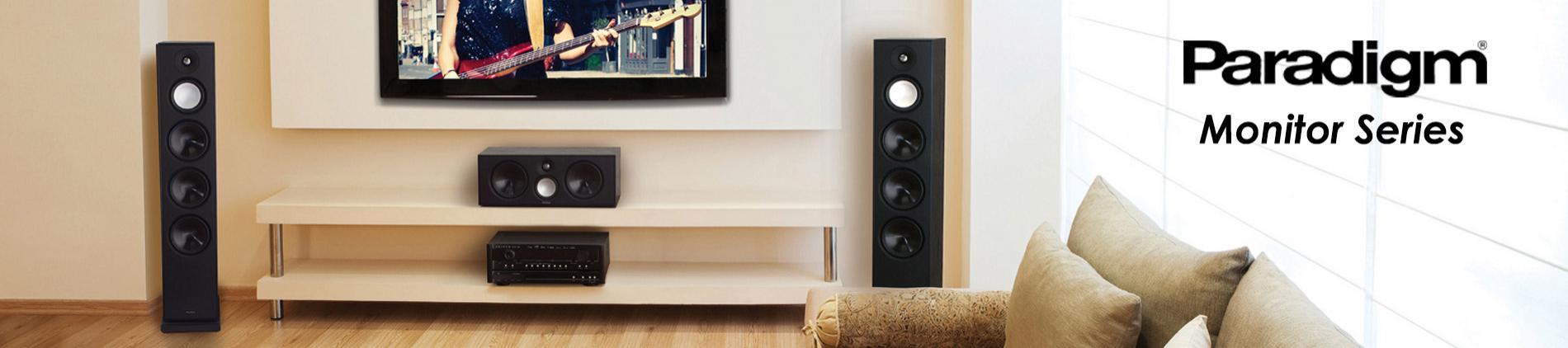 Home speaker ,home audio,tower speakers, paradigm