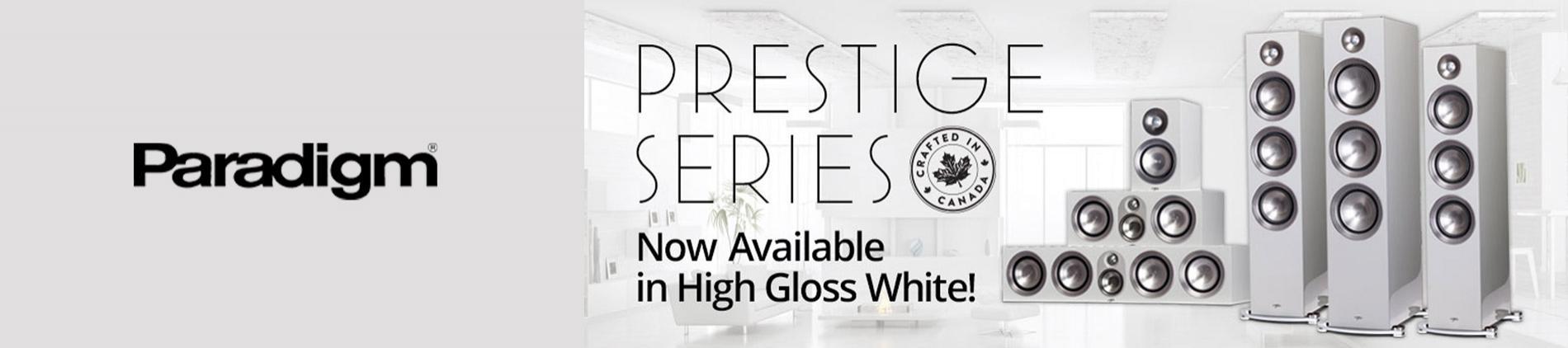 Paradigm Prestige Series