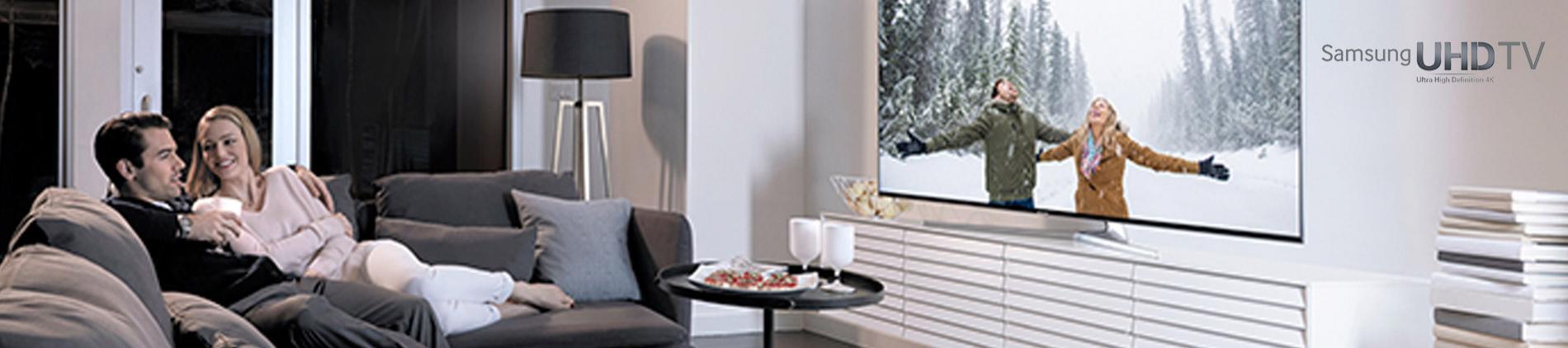 Samsung 4K UHD TV