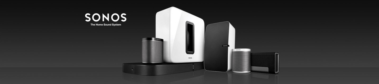 Sonos is the home sound system