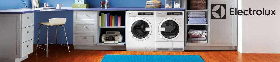 Blue, Electrolux, Laundry, Cherry