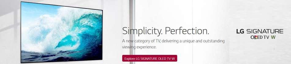 LG,signature,tv,oled