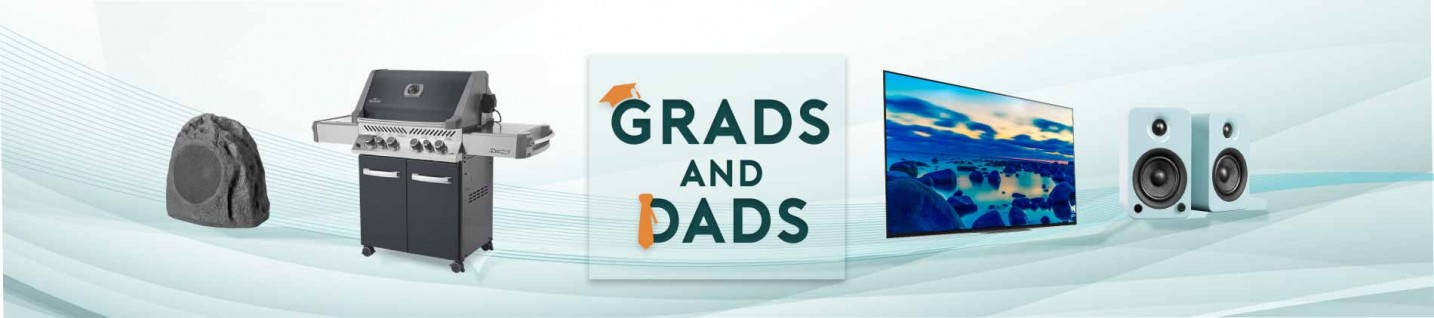 Grads & Dads, Monthly Campaign