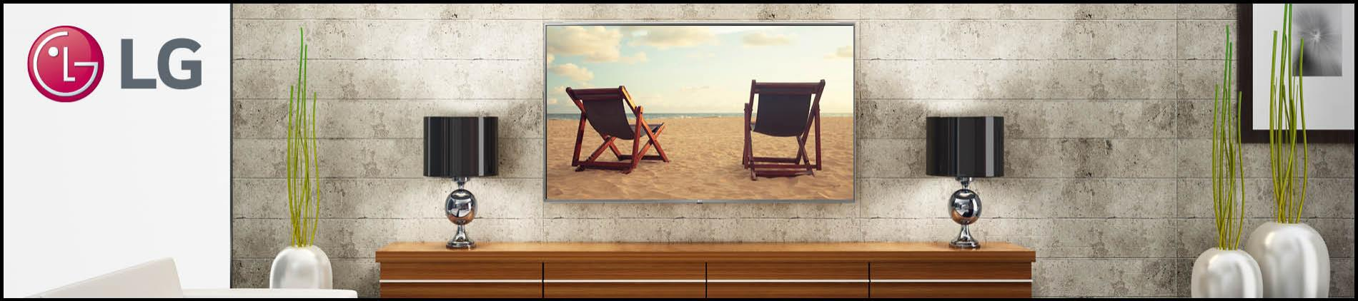 Come In To SEE New LG TV's!