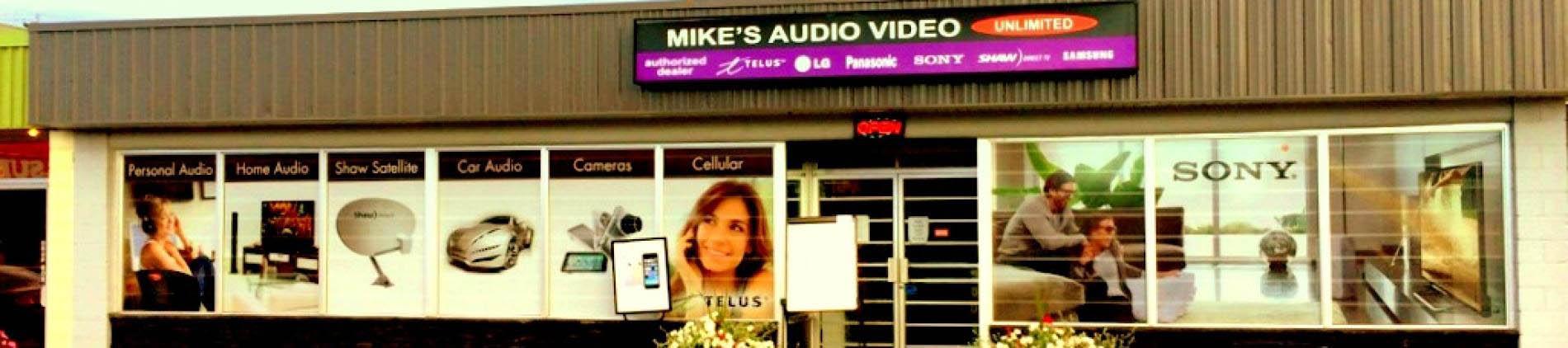 Mikes Audio Video