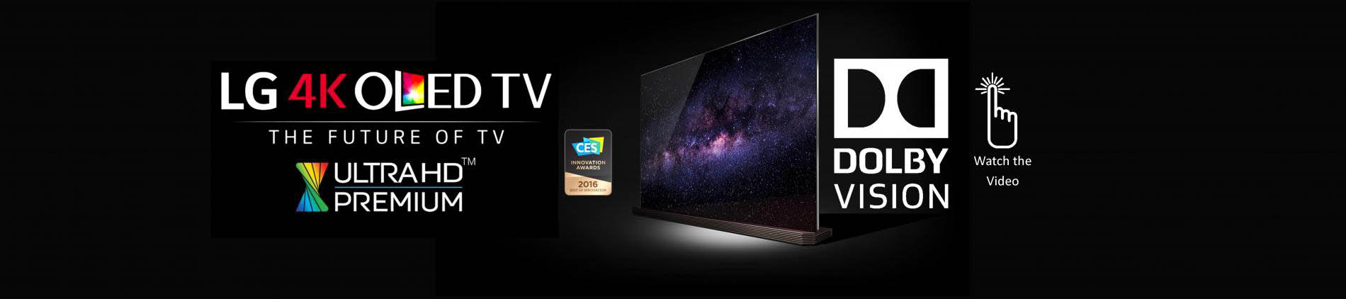 LG OLED HDR, 4K HDR, High Dynamic Range, Dolby Vision