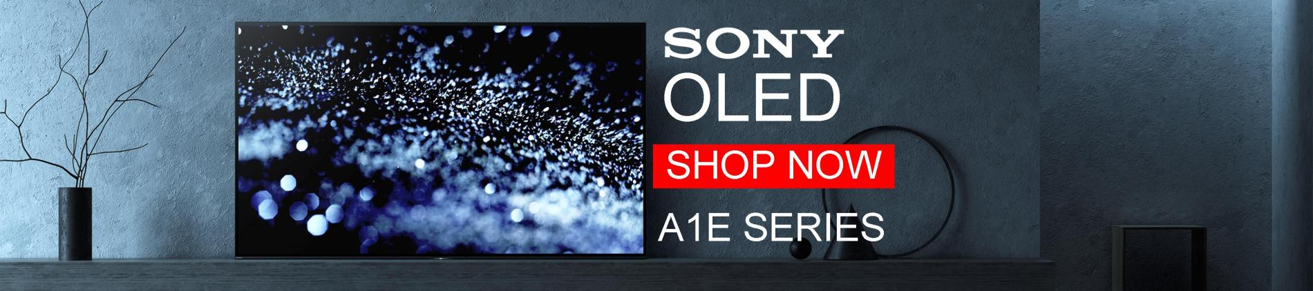 Sony, 4K, HDR, OLED, Ultra HD-TV, TVs Victoria BC, Televisions