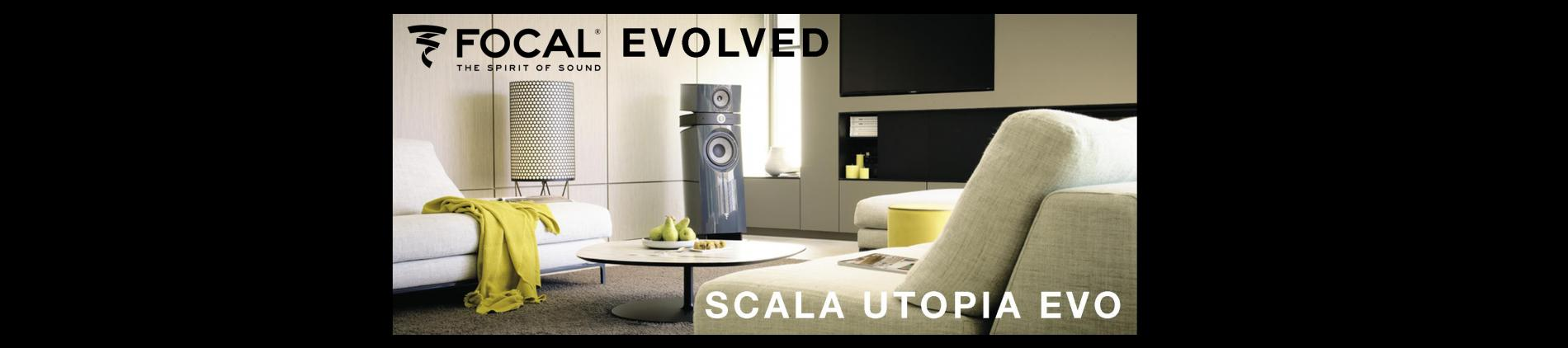 Evo stands for evolution... Since 2008, when Utopia III was launched, Focal's technological heritage has grown enormously. Therefore it was essential to integrate the most recent innovations into this exceptional collection. For a never-ending pleasure…