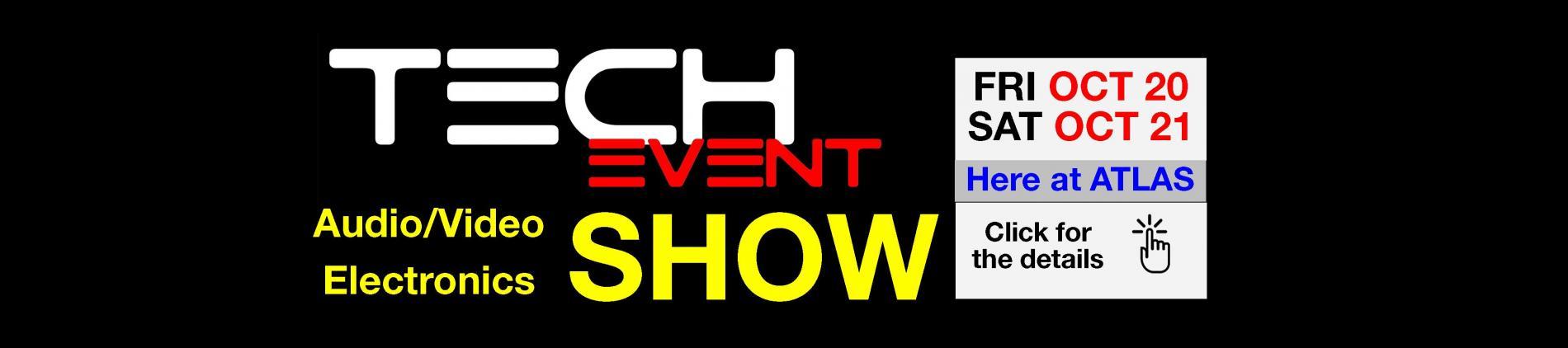 2017 Tech Event Info