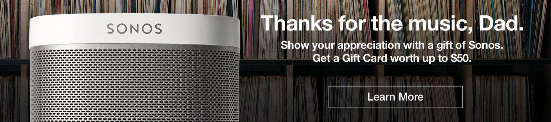 Sonos wireless music