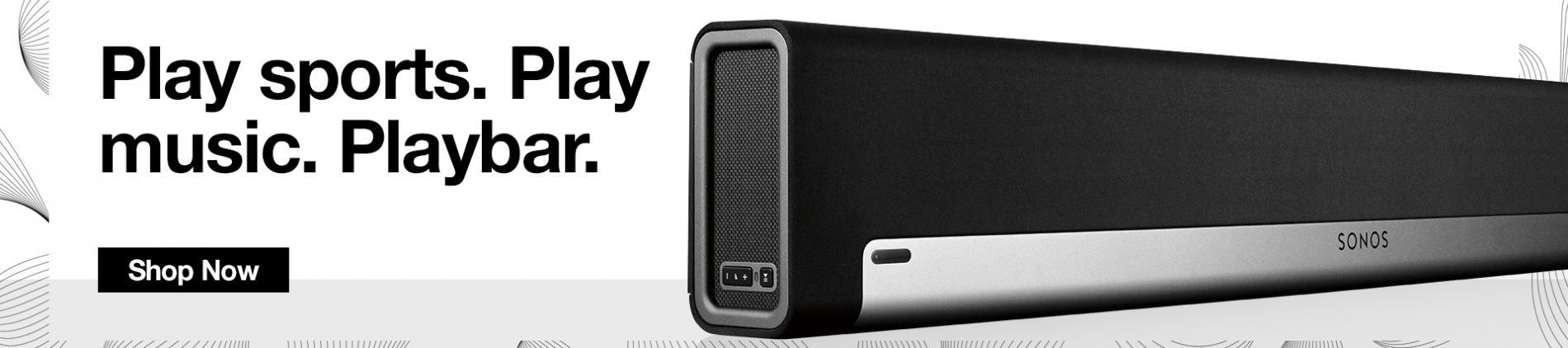 Sonos, Playbar, home audio