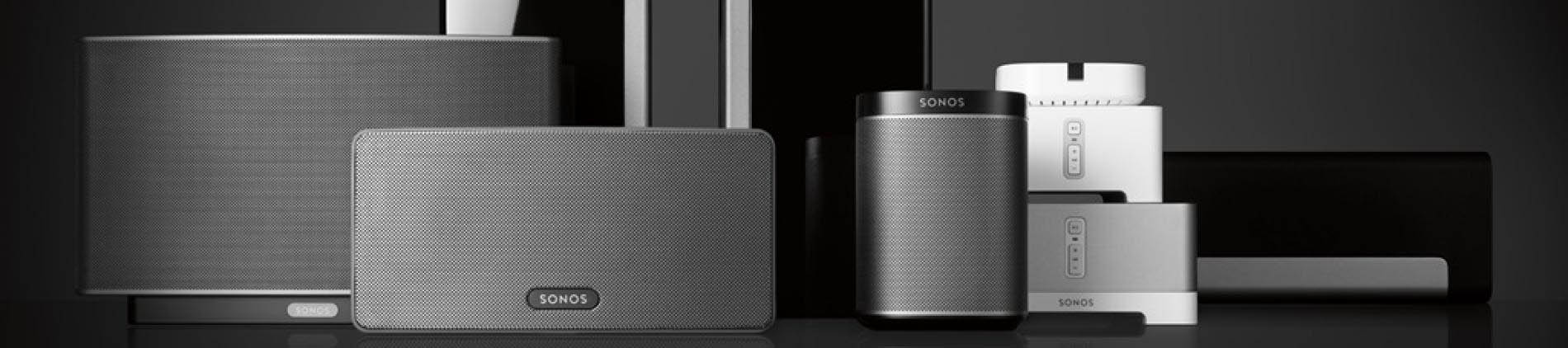 Sonos wireless Hi Fi