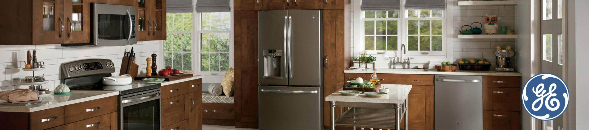 GE Slate appliances