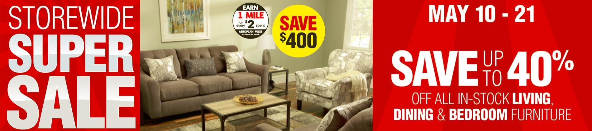 super sale,promotion,storewide,furniture,discounts