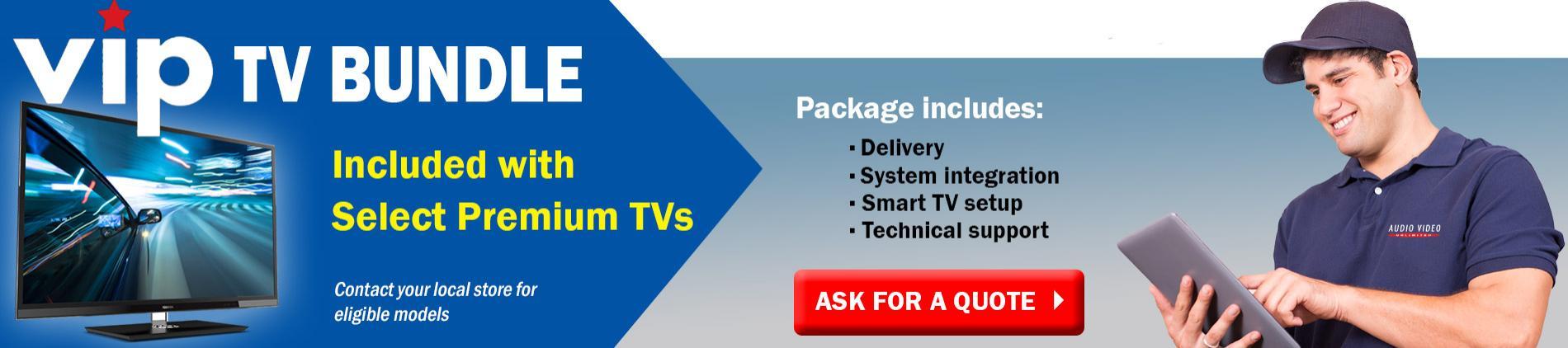 Free,installation,tv bundle,vip,delivery,setup