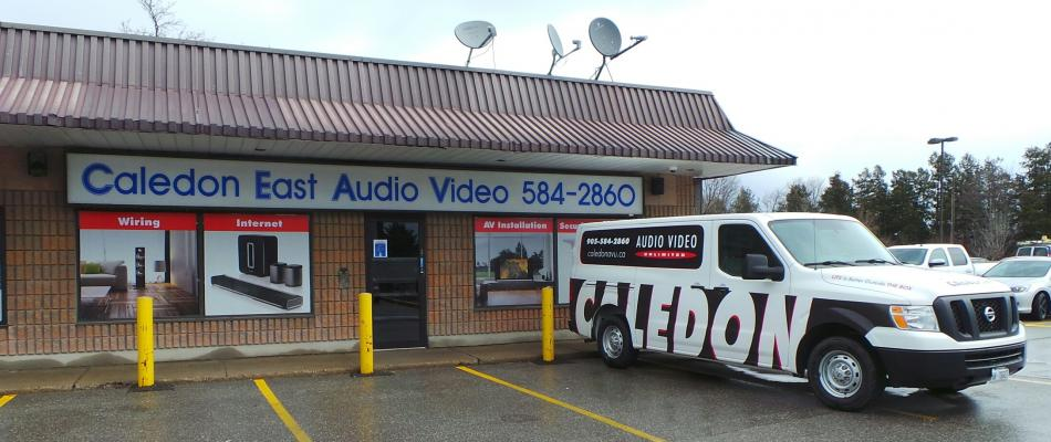 Caledon East Audio Video