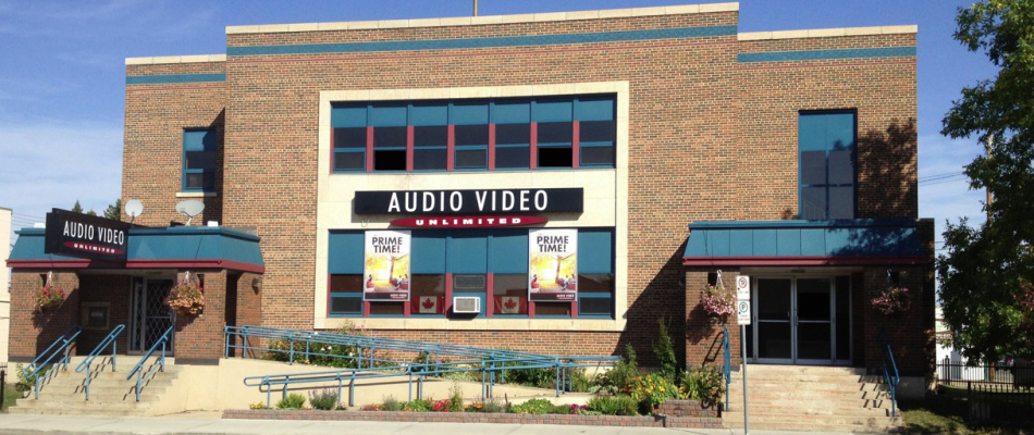 Audio Video Unlimited In Leduc
