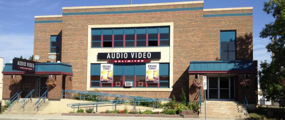Audio Video Unlimited In Leduc