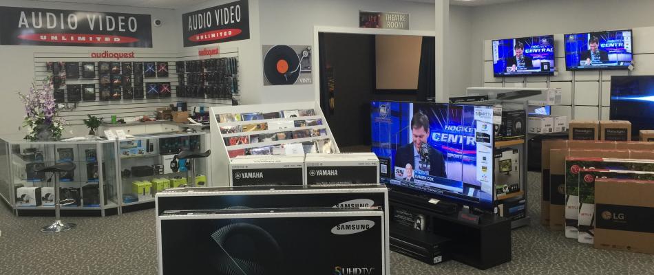 Audio Video Unlimited Aldergrove