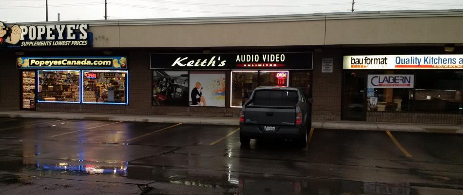 Keith's AVU