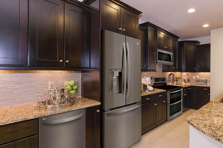 LG, kitchen, dishwasher, fridge, range, microwave