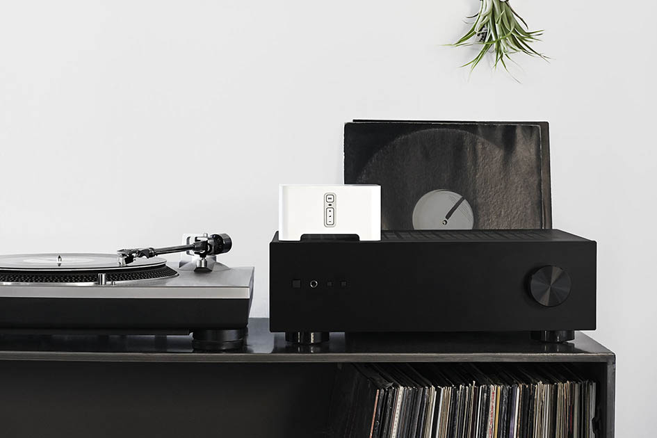 Sonos, wireless audio, turntable, multiroom