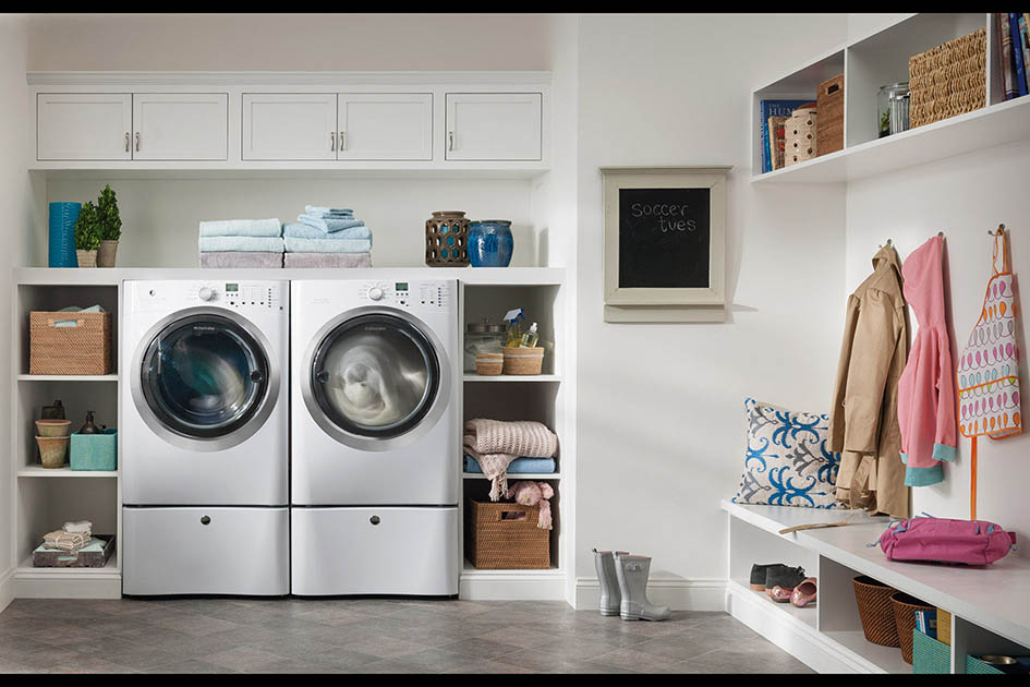 Laundry, washer, dryer