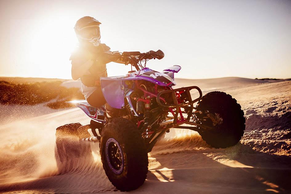 Motorsport, ATV