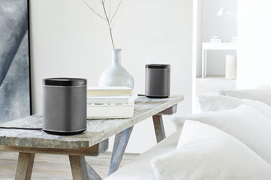 Sonos, speakers, wireless, multiroom