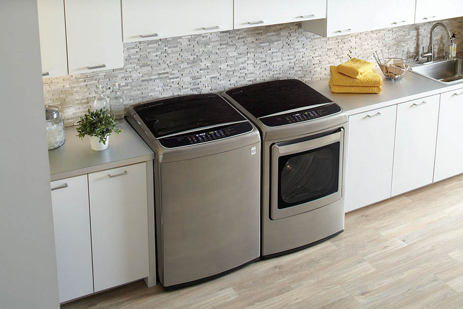 Washer, Dryer, Laundry