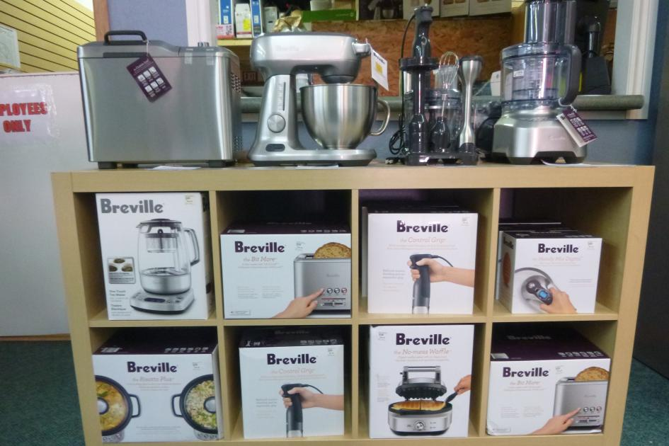 Breville Small Appliances