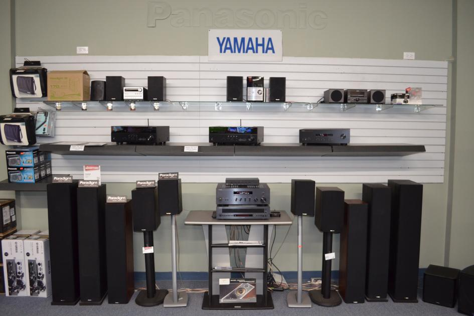 Yamaha,receivers,speakers,audio,sound