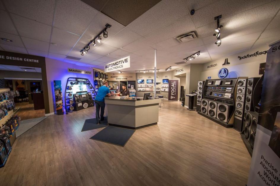 car audio, electronics, saskatoon, jl audio, marine audio, rockford fosgate, pioneer