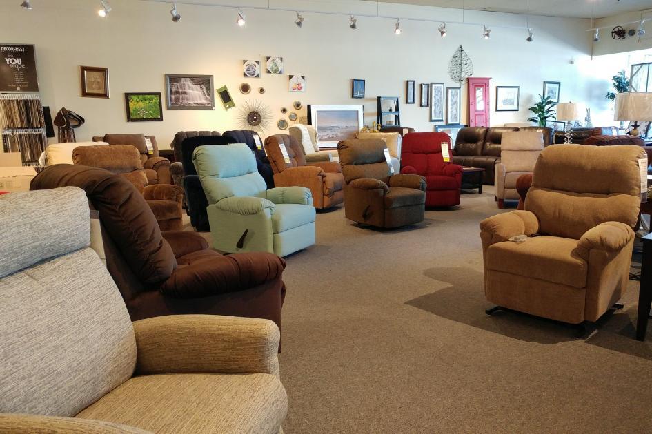 Gows,furniture,lay-z-boy,recliner,chair