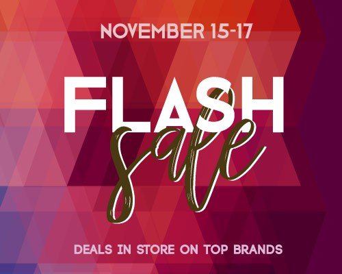 Coquitlam Flash Sale November 2017