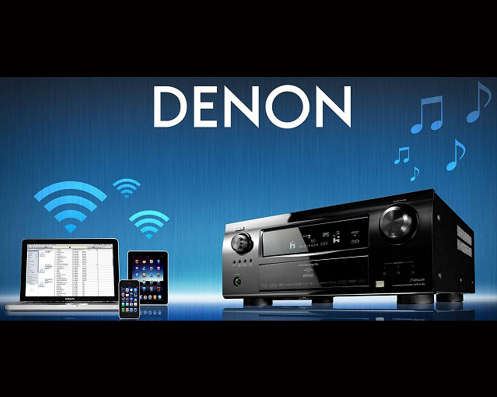 Denon Receivers