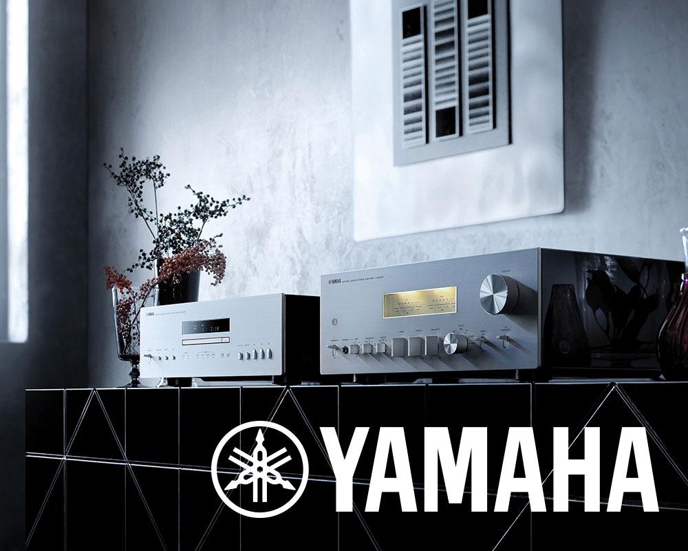 Yamaha Receivers