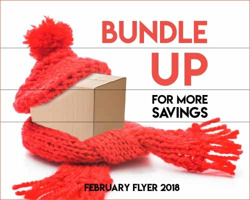 Monthly Flyer 2018 (L) - February