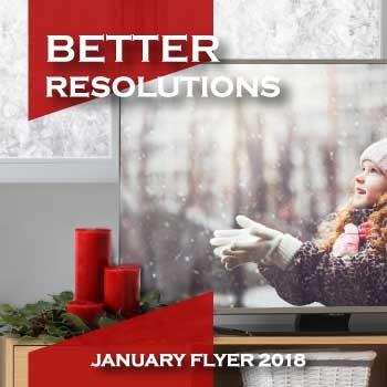AVU January 2018 Flyer