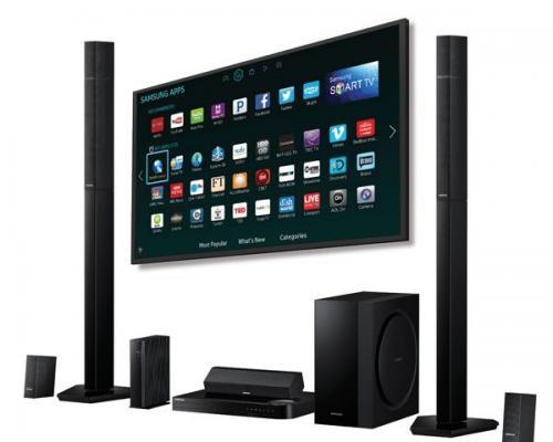 Home audio/video
