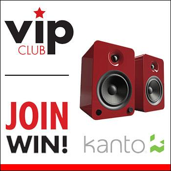 Join Audio Dezigns VIP club for a chance to WIN
