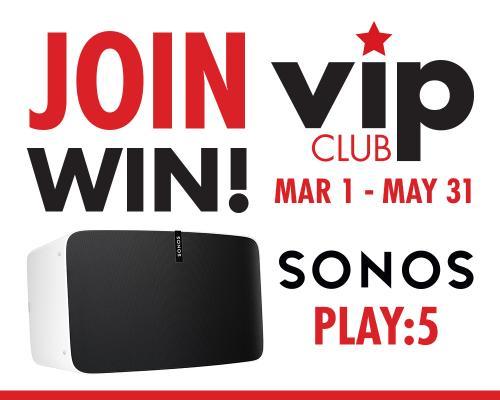 VIP - Sonos