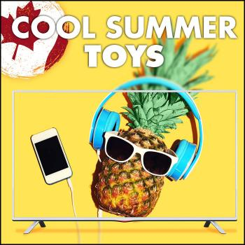 Cool Summer Toys Catalogue