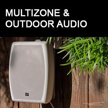 outdoor,speakers,multizone,distributed audio,music,streaming