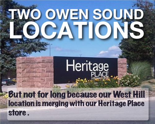 Powered Up Audio Video - Two Locations in Owen Sound