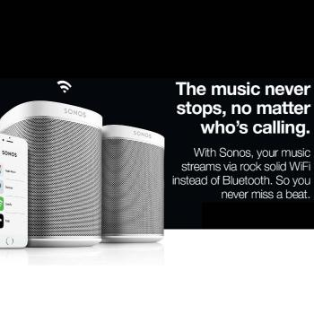 Click Here To View Sonos Products